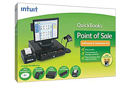 Quickbooks POS System Barberville